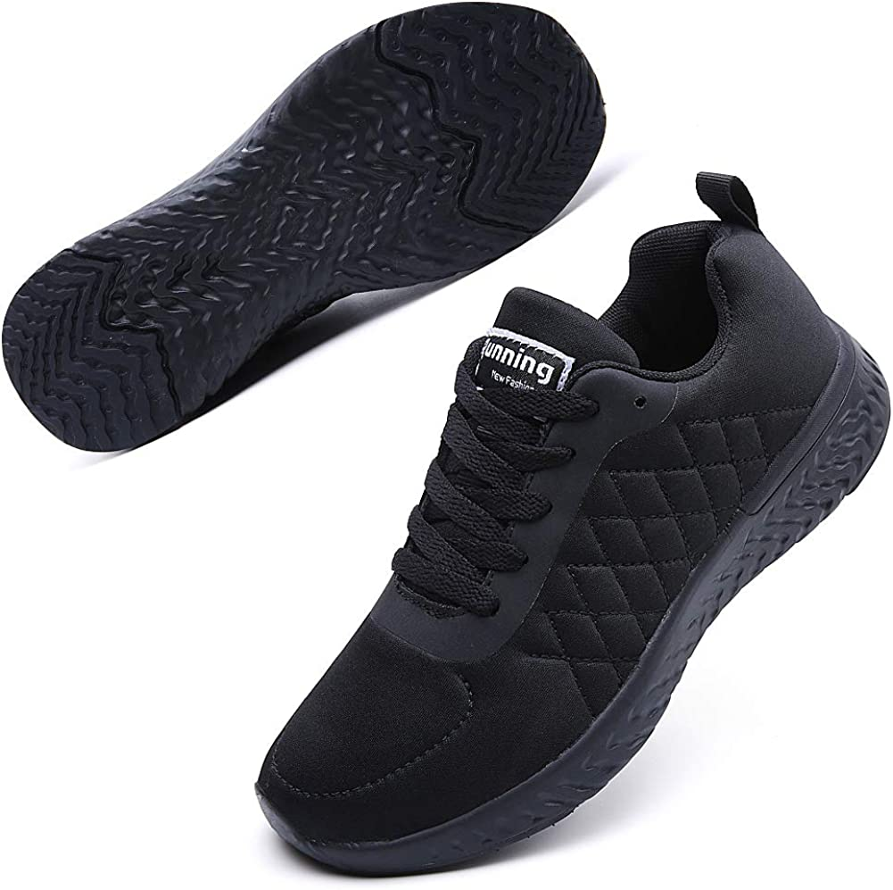 Maichal Trainers Womens Running Shoes Ladies Lightweight Breathable Tennis Gym Sneakers