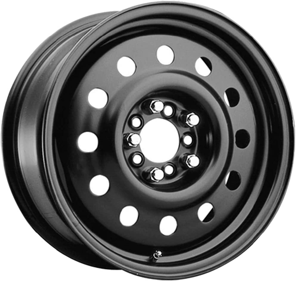 "Pacer 83B FWD BLACK MOD Black Wheel (17x7""/5x4.72"", +38mm Offset)"