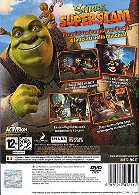 Shrek Superslam-(Ps2): Amazon.es: Videojuegos