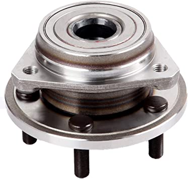 Hub Bearing for 2008 Ford Explorer Sport Trac for ALL TYPES Wheel-Front Pair