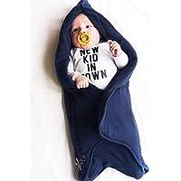 Wallaboo Fleur - Manta para bebé muy práctica