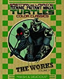Teenage Mutant Ninja Turtles: The Works Volume 2