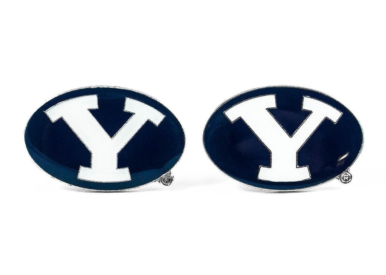 Brigham Young University Cufflinks--Authorized Cuff Links