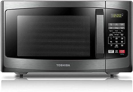 Toshiba EM925A5A-BS Microwave Oven 0.9 Cu.ft.