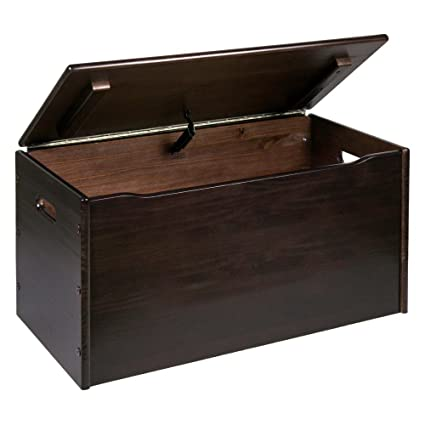 Little Colorado Solid Wood Toy Storage Chest  sc 1 st  Amazon.com & Amazon.com: Little Colorado Solid Wood Toy Storage Chest: Home u0026 Kitchen