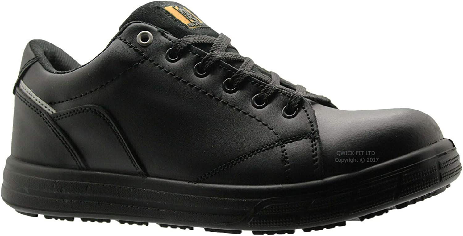 New Mens Lightweight Safety Steel Toe Cap Work Hiking Boots Skate Ladies Trainers Shoes