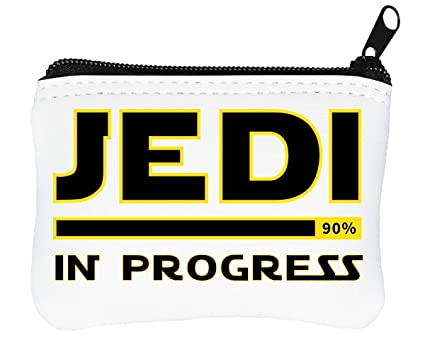 Star Wars Jedi In Progress Funny Billetera con Cremallera ...