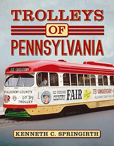 Trolleys of Pennsylvania (America Through Time)