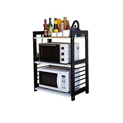 Amazon.com: Microwave Oven Racks Kitchen Oven Rack Electrical ... on kitchen pot racks, kitchen sink racks, kitchen slide out racks, kitchen pantry racks, kitchen pan storage racks,