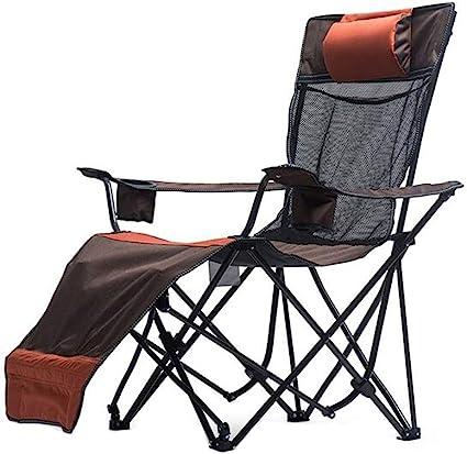 Nevy Reclinables Sillas De Camping Plegables Regulable ...