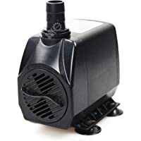 BACOENG Pompe Eau Submersible Pompe Aquarium 2000L/H 35W