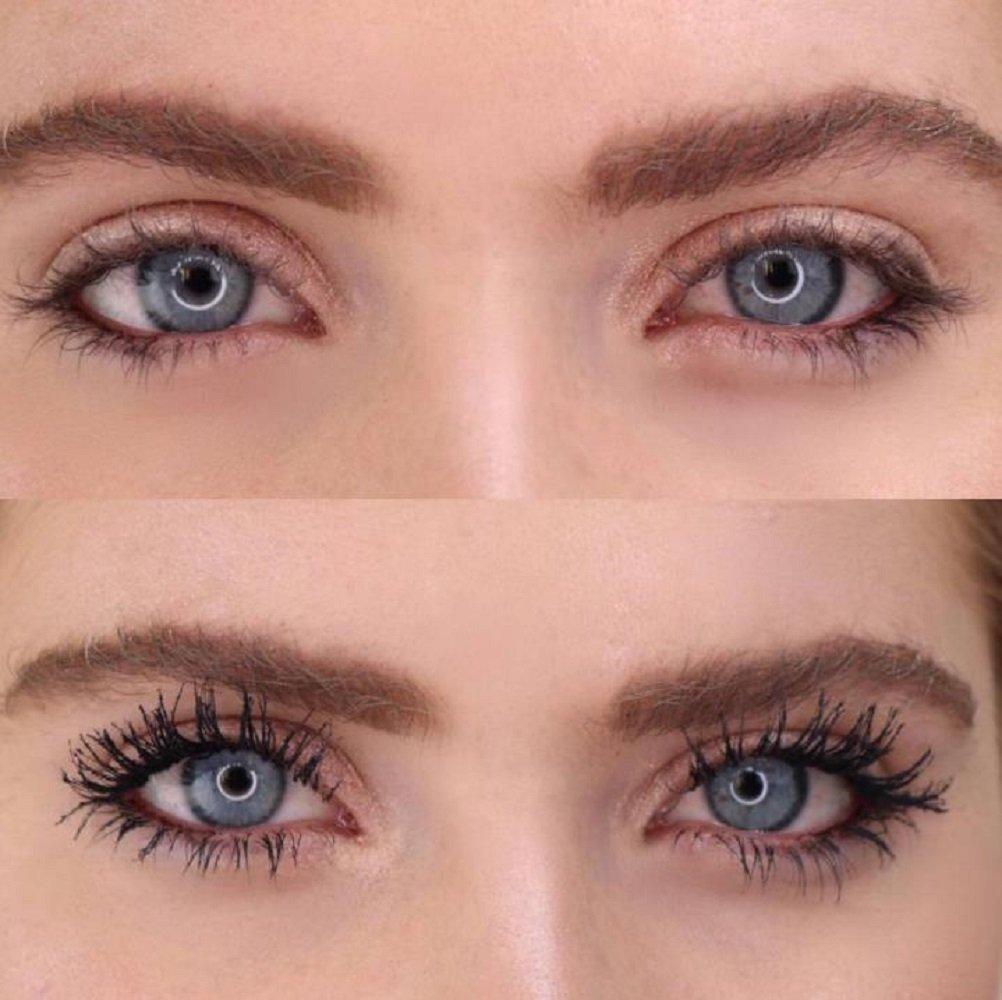 WUNDER2 WUNDEREXTENSIONS Lash Extension  Volumizing Mascara Black False Eyelashes Effect