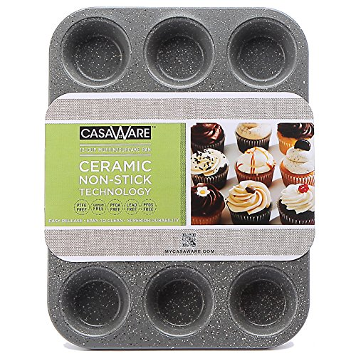 casaWare Ceramic Coated NonStick Granite