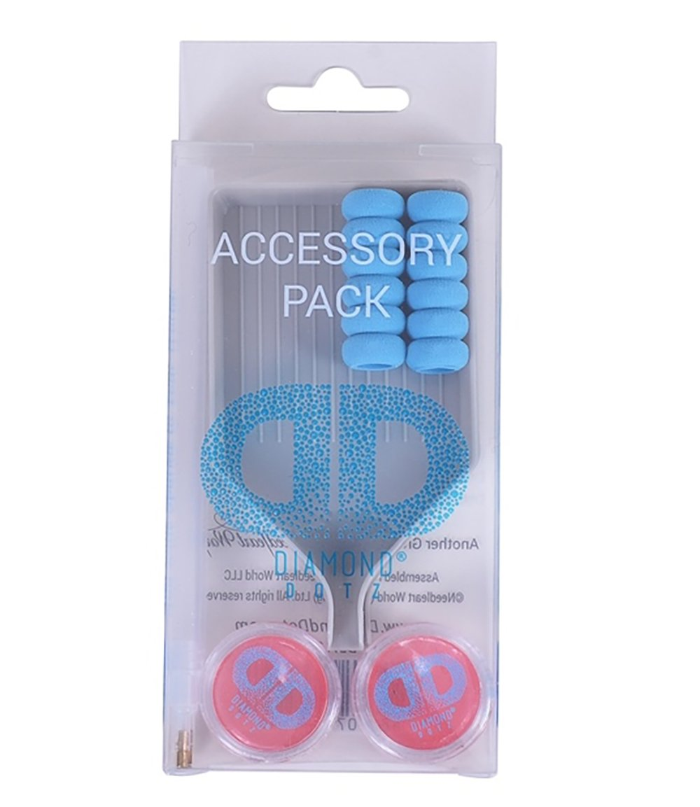 Diamond Dotz Accessory Pack Includes Extra Grips, Stylus, Trays and Wax Needleart World