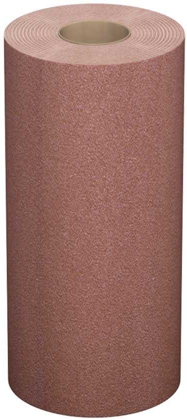 RETOL rouleau de papier de verre G120 93 mm x 5 m corindon normal cales /à poncer Lot de 1 p