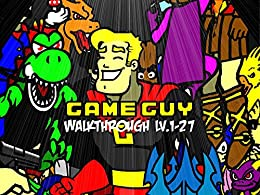 Game Guy Season 1 - A Video Games Comic by [Stead, Chris, Abdilla, Nicholas]