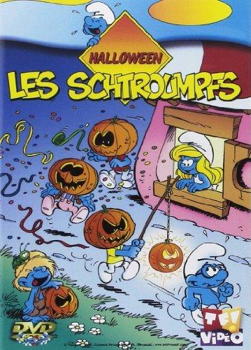 Les Schtroumpfs - Halloween -