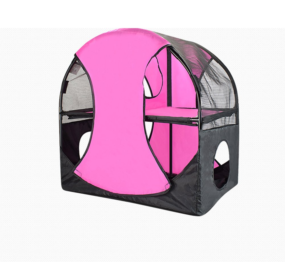 Cutepet Tunnel Cat Training Obedience Toy Play Exercise Collapsible Interactive Toy 6666  43 Cm
