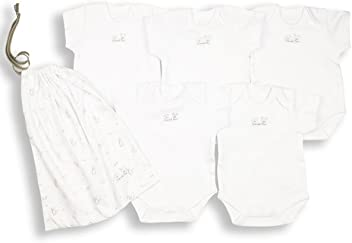 e1873404da4cb The Essential One Baby Pack of 5 Bodysuits Onesies