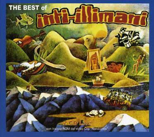 Cover of The Best of Inti-Illimani