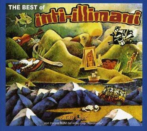 Inti-Illimani - Best of Inti-Illimani (Italy - Import, 2PC)