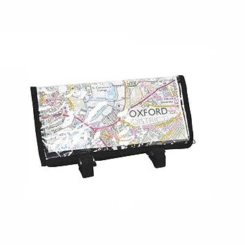 Oxford Bicycle Cycle Bike Handlebar Bar Velcro Map Holder LU717