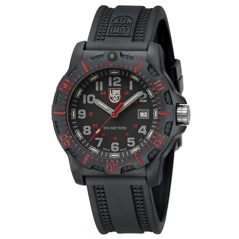 Datum Luminox Quarz Pu Klassisch Xl Mit Armband Herren Uhr 8895 OP8nwk0X
