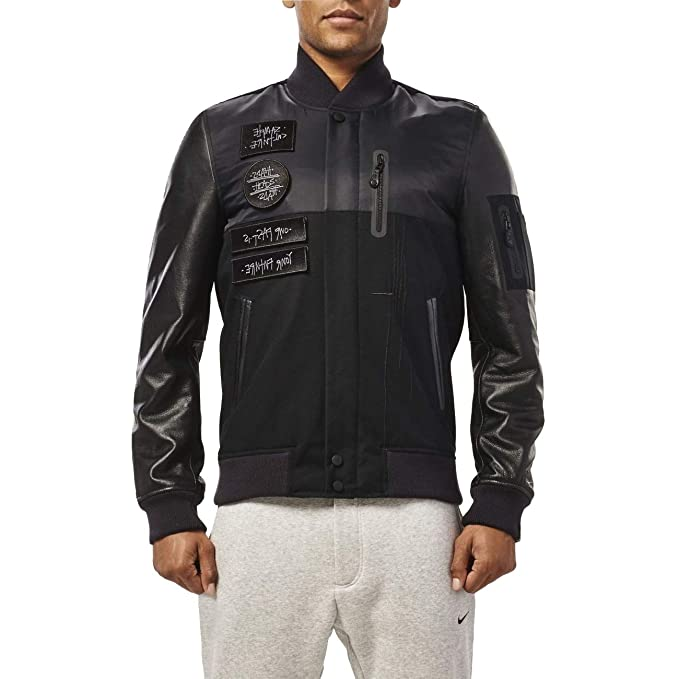Amazon.com: Nike Lab MoWax Destroyer - Chaqueta para hombre ...