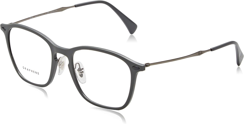 Ray-Ban RX8955 - 5757 Eyeglasses Grey; Gunmetal 53mm