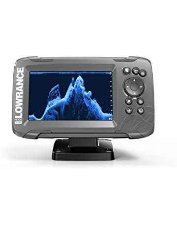 Lowrance 000 – 14016 – 001 hook2 GPS Split Shot HDI, Pescado Finder, 12