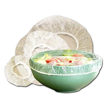 amazon com set of 24 reusable elastic bowl dish plate covers