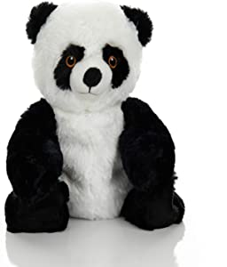 1i4 Group Warm Pals Microwavable Lavender Scented Plush Toy Stuffed Animal - Bamboo Panda Bear
