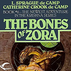 The Bones of Zora Audiobook