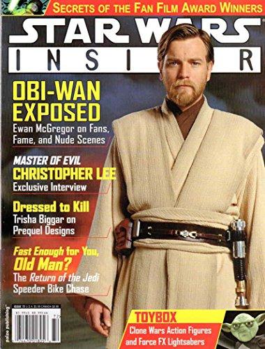 Star Wars Insider #72 VF/NM ; Star Wars Fan Club comic book