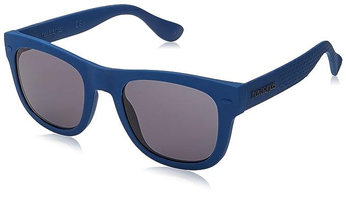 Havaianas Paraty/L LS QMB, Occhiali da Sole Uomo, Blu (Bluette White/Gy Grey), 52