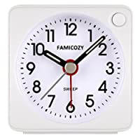 FAMICOZY Small Travel Clock 555
