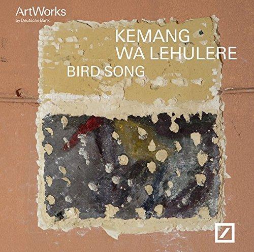 Kemang Wa Lehulere: Bird Song: Artist of the Year 2017