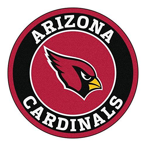 - FANMATS 17949 NFL Arizona Cardinals Roundel Mat