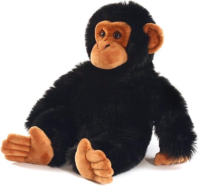 Unbekannt Stofftier Schimpanse 30cm Spielzeug