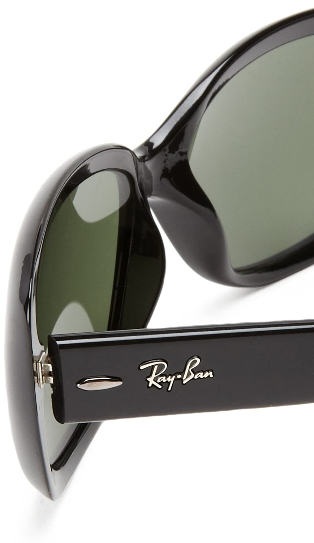 ead6d0960ec4f Amazon.com  Ray-Ban Women s 4101 Jackie Ohh Sunglasses  Clothing