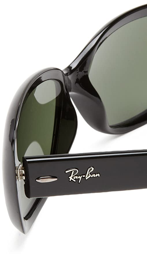 bd957d78537 Amazon.com  Ray-Ban Women s 4101 Jackie Ohh Sunglasses  Clothing