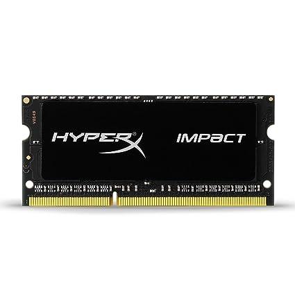 Hyperx 8gb Memoria Ram Ddr3l 1600 Cl9 204 Pin Sodimm Amazon