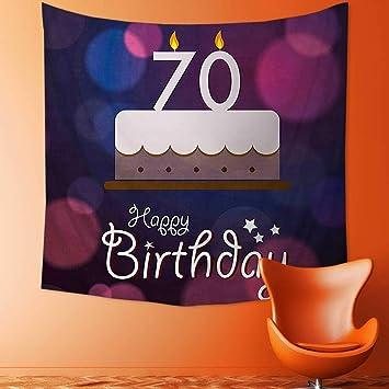 Amazon.com: Printsonne Art Hippie Tapiz Decoraciones Cheers ...