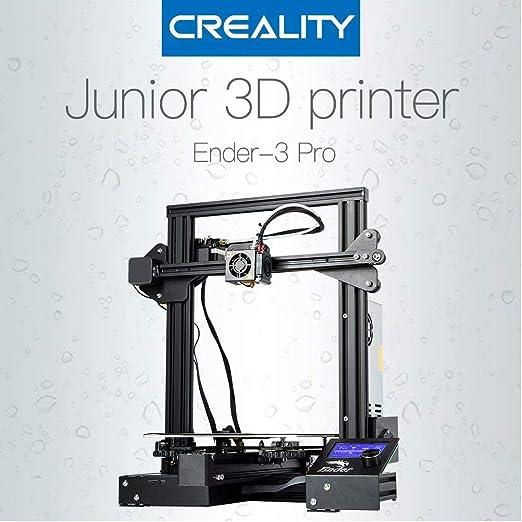 Laecabv Creality Ender 3 3D Printer Impresora 3D Máquina con ...