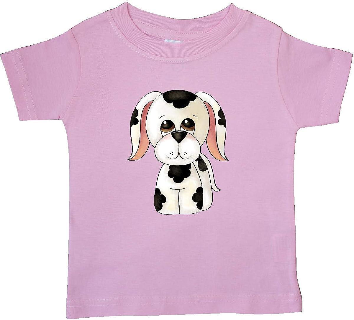 inktastic Dalmatian Dog Baby T-Shirt
