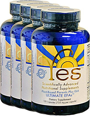 Yes Parent Essential Oils Capsules 4-Pack
