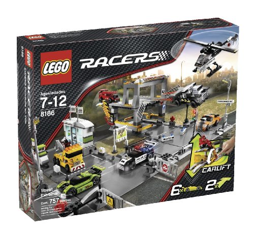 LEGO Racers Street Extreme (8186) (Lego Racers Track)