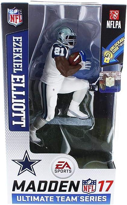 Ezekiel Elliot Dallas Cowboys Madden 2017 Figurine Series 2