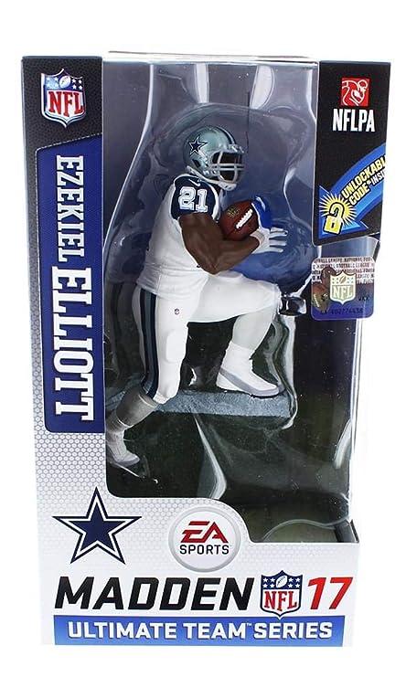 Image Unavailable. Image not available for. Color  NFL Dallas Cowboys  Ezekiel Elliot (Color Rush Uniform) Madden 17 Ultimate Team Series 2 819a4c435