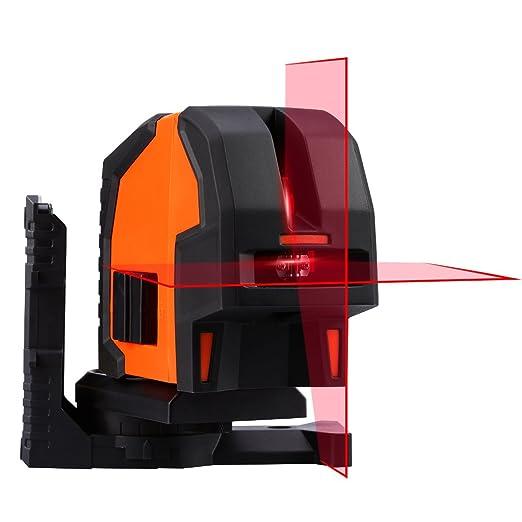 8 opinioni per Suaoki Livello Laser a Croce 20m Autolivellante Multifunzione con Staffa